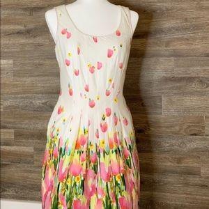Liz Claiborne Tulip Dress